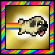 Turbo Pug Badge Foil