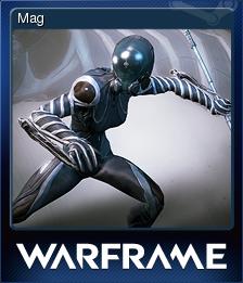 Warframe Card 5