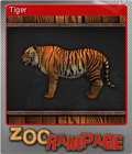 Zoo Rampage Foil 4