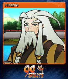 99 Spirits Card 10