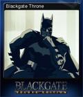 Batman Arkham Origins Blackgate Card 8