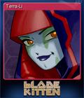 Blade Kitten Card 03