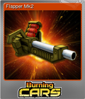 Burning Cars Foil 3