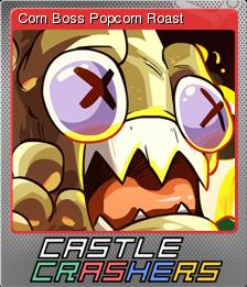 Castle Crashers Foil 2
