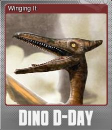 Dino D-Day Foil 5