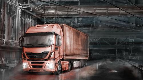 Euro Truck Simulator 2 Artwork 2