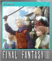 FINAL FANTASY III Foil 3