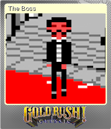 Gold Rush! Classic Foil 04