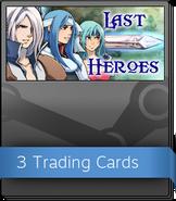 Last Heroes Booster Pack