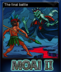 MOAI 2 Path to Another World Card 4