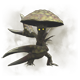 Mushroom Men Truffle Trouble Badge 4