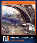Real World Racing Card 2
