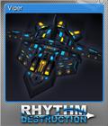 Rhythm Destruction Foil 6