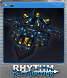 Rhythm Destruction Foil 6