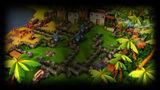 Robot Rescue Revolution Background Jungle 01