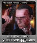 The Testament of Sherlock Holmes Foil 5