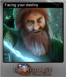 Time Mysteries The Ancient Spectres Foil 6