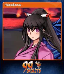 99 Spirits Card 01