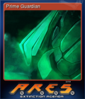 A.R.E.S. Extinction Agenda Card 4