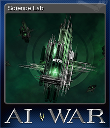 AI War Fleet Command Card 5