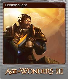 Age of Wonders III Foil 4