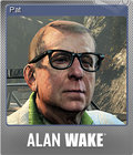 Alan Wake Foil 5