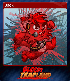Bloody Trapland Card 1