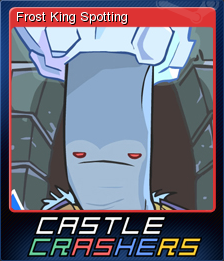 Castle Crashers Card 5