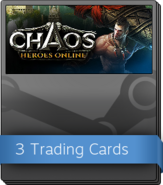 Chaos Heroes Online Booster Pack
