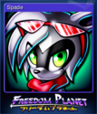 Freedom Planet Card 4
