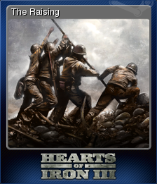 Hearts of Iron III Card 4