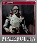 Malebolgia Foil 1