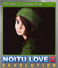 Noitu Love 2 Devolution Foil 3