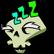 Skulls of the Shogun Emoticon zzz