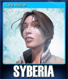 Syberia Card 1