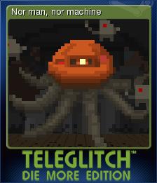 Teleglitch Die More Edition Card 1