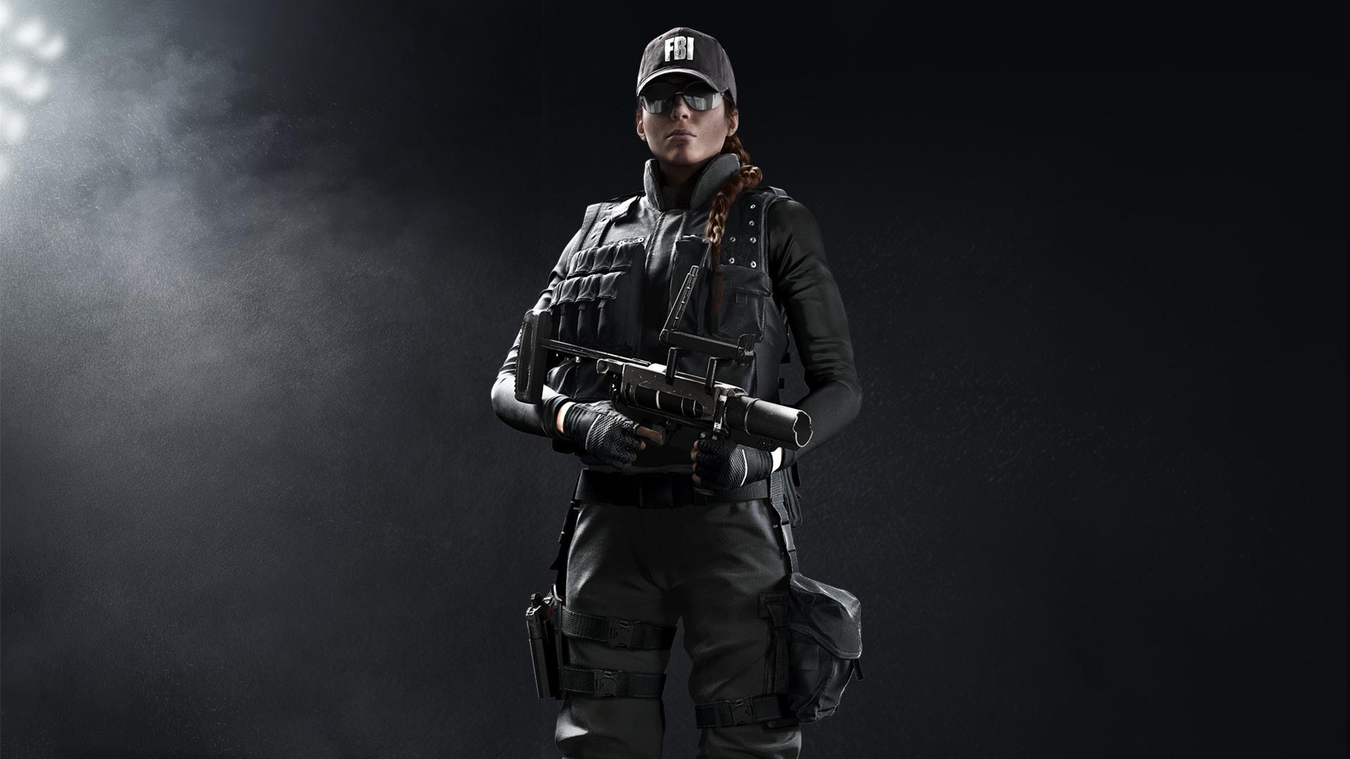 Siege Ash Costume