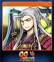 99 Spirits Card 15