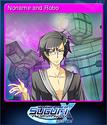 Acceleration of Suguri X-Edition Card 2