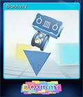Bloxitivity Card 1