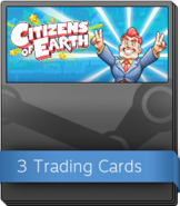 Citizens of Earth Booster Pack