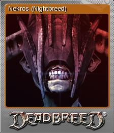 Deadbreed Foil 1