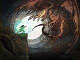 Fable Anniversary - Dragon Fresco