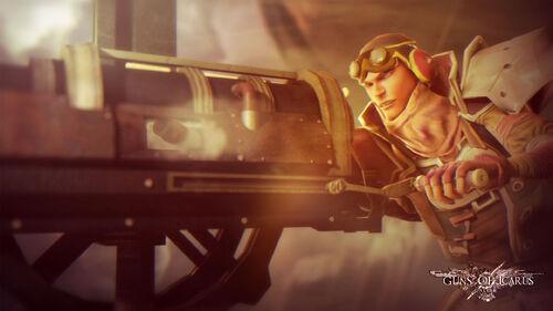 Guns of Icarus Online Artwork 2