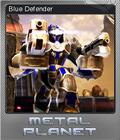 Metal Planet Foil 4