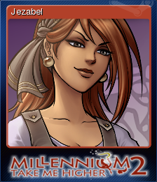 Millennium 2 - Take Me Higher Card 4