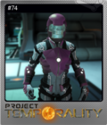 Project Temporality Foil 2