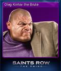 Saints Row The Third Card 4