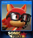 Sonic Forces Card 1