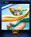 Street Fighter V Card 11